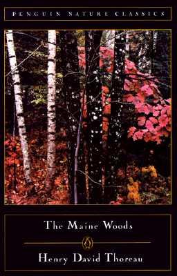 The Maine Woods By Thoreau, Henry David