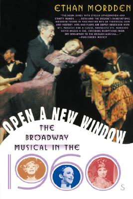 Open a New Window By Mordden, Ethan
